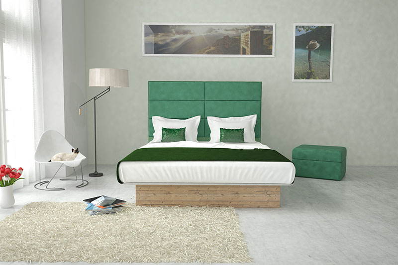 Mein Bett Tiengen BluSoft